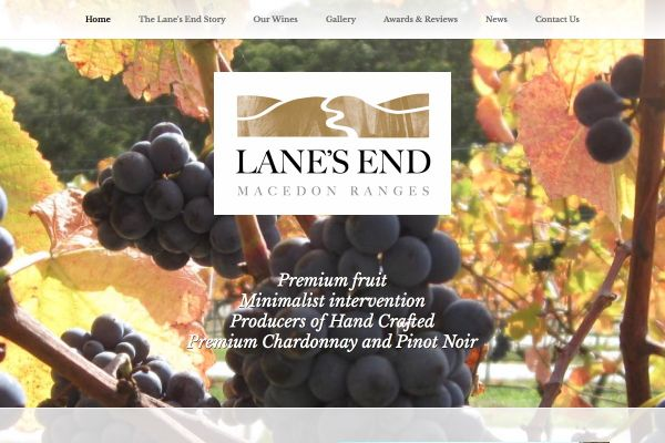 Lane's End Vineyard