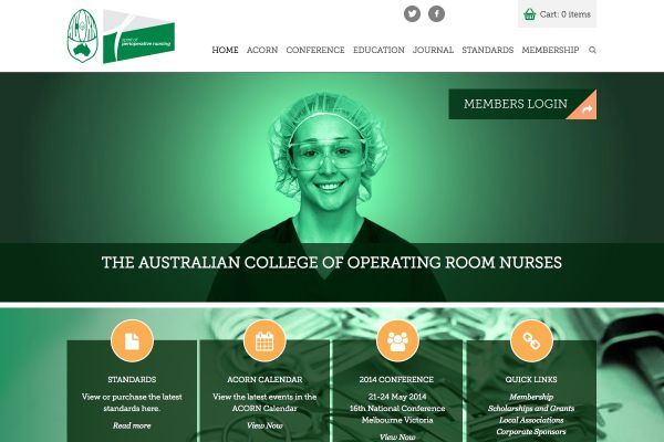 Australian College of Operating Room Nurses (ACORN)