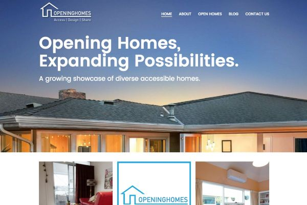 Opening Homes