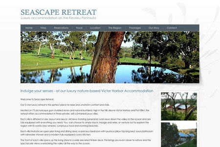 Seascape Retreat