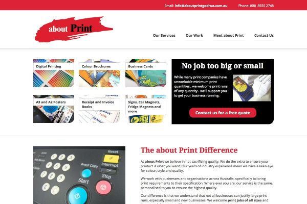 about Print Goolwa